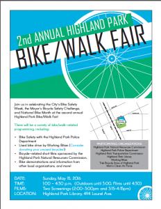 Bike walk flyer 2